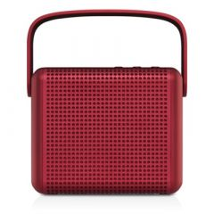 MiPow BOOMAX Bluetoothスピーカー - Red