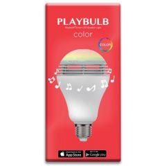 【送料無料】MiPow PLAYBULB color - Bluetooth スピーカー付 LED 電球