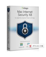 Intego Mac Internet Security X8 - 1 Mac 1 year protection - ダウンロード版