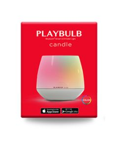 MiPow PLAYBULB candle -  Bluetooth LED 置型ライト